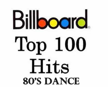 VA - Billboard Top 100 - 80s Dance Party Hits OVERDRIVE - RG