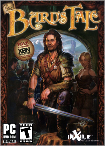 The Bard's Tale / Похождения Барда [v.1.1] (2005/PC/RePack/Rus) by R.G. Catalyst