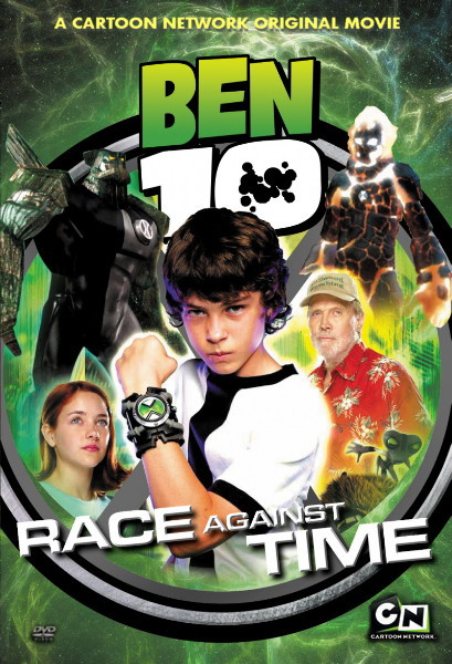 ��� 10: ����������� �� �������� / Ben 10: Race Against Time (2007) DVDRip