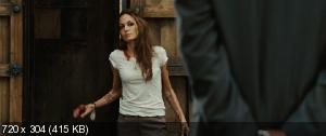 Особо опасен / Wanted / Локализованный видеоряд [Русская версия] (2008) DVDRip / 1.45 Gb [Лицензия]