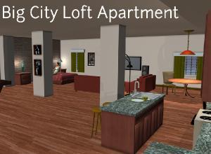 Big City Loft Apartment New Links