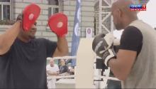 Владимир Кличко VS Тони Томпсон (2012) HDTV + SATRip