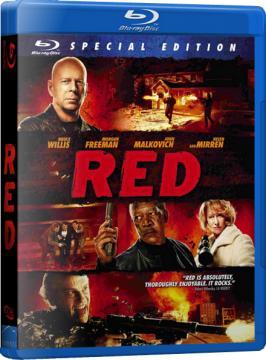 РЭД / Red (2010) 4K, HEVC, HDR / Blu-Ray Remux 2160p