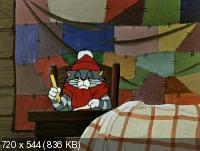 Трое из Простоквашино. Сборник мультфильмов (1977-1984) BluRay + BDRip 1080p / 720p + HDRip