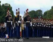 Парад в честь Дня взятия Бастилии / Bastille Day Military Parade (14.07.2012) SATRip
