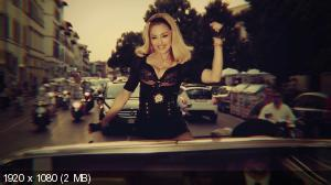 Madonna - Turn Up The Radio (2012) HDTVRip 1080p