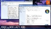 Windows 7 SP1 5in1+4in1 Русская (x86/x64) 18.07.2012