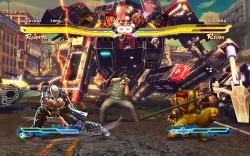 Street Fighter X Tekken (2012) (Capcom) (RUS | ENG) [RePack] от UltraISO