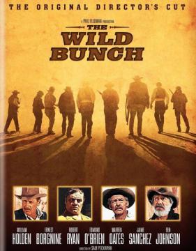 Дикая банда / Кровавая банда / The Wild Bunch (1969) BDRip 1080p