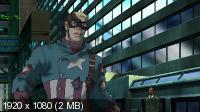 Новые Мстители / Ultimate Avengers (2006) BDRip 1080p + HDRip