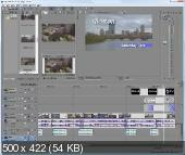 """Sony Vegas PRO 9 (x32/x64, RUS) + Видеокурс """"Sony Vegas 9 для начинающих и не только"""""""
