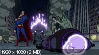 Супермен против Элиты / Superman vs. The Elite (2012) BD Remux + BDRip 1080p / 720p + HDRip 1400/700 Mb