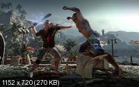 Dead Island v1.3.0 + 3 DLC (2011/Rus/Eng/Repack by Dumu4)