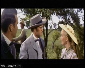 Округ Рэйнтри / Raintree County (1957) DVD9 + DVDRip 2100/1400 MB