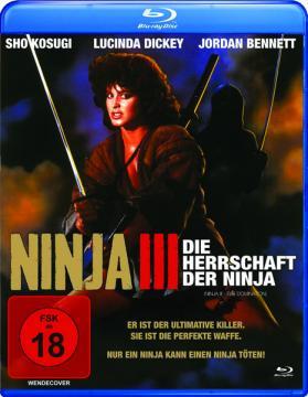 Ниндзя III: Господство / Ниндзя 3: Подчинение / Ninja III: The Domination (1984) BDRemux 1080p