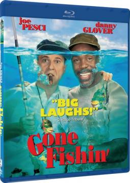На рыбалку / Gone Fishin' (1997) BDRemux 1080p