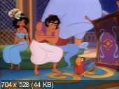 Аладдин / Aladdin / 1-3 сезоны / 86 серий (1994) SATrip