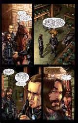 A game of thrones (8 part comics)