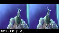 Тор: Легенда викингов 3D / Legends of Valhalla: Thor 3D (2011) BDRip 1080p