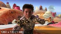Приключения Шаркбоя и Лавы / The Adventures Of SharkBoy And LavaGirl (2005) BD Remux + BDRip 720p + BDRip