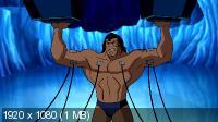 Супермэн: Судный день / Superman Doomsday (2007) BD Remux + BDRip 1080p / 720p