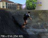 Скейт в Большом Городе / Skateboarding: Urban Tales (PC/RUS)