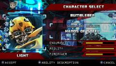 Transformers Revenge of the Fallen (2009) (ENG) (PSP)
