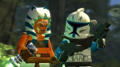 Lego Star Wars III The Clone Wars (2011) (ENG) (PSP)