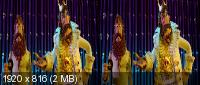 ������! ����� ����������� 3D / The Pirates! Band of Misfits 3D (2012) BDRip 1080p