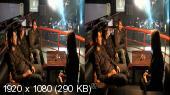 Группа «Торба-на-круче». Концерт в честь двенадцатилетния коллектива в клубе «Космонавт» в 3Д / 3D Горизонтальная анаморфная