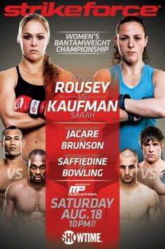 Strikeforce: Rousey vs. Kaufman - PPV (2012) HDTVRip 720p