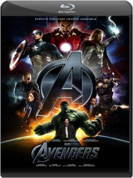 Мстители / The Avengers (2012) BDRip 1080p