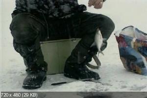 Планета рыбака: Зимняя рыбалка в Подмосковье (2007) DVDRip