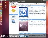 Ubuntu 12.04.1 LTS (i386 + x86-64)