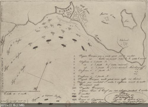 Re: Карты Крымской войны,Синоп