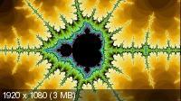 Фракталы. Поиски новых размерностей / PBS NOVA: Fractals - Hunting the Hidden Dimension (2008) BD Remux