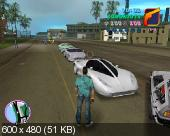 GTA Vice City Back to the Future Hill Valley (Rus Repack) / 2010 / Action / Rockstar Games /Take 2 Interactive