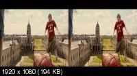 Путешествия Гулливера 3Д / Gulliver's Travels 3D (2010) BDRip 1080p