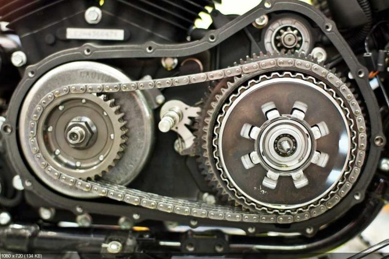 Концепт мотоцикла RSD Technics Sporty