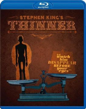 Худеющий / Thinner (1996) BDRemux 1080p