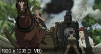 Стимбой / Steamboy (2004) BDRip 1080р / 720p + HDRip