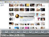 Wondershare Flash Gallery Factory Deluxe 5.2.1 Portable 2012
