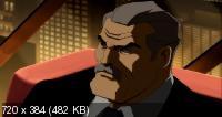 Бэтмен: Возвращение Темного рыцаря. Часть 1 / Batman: The Dark Knight Returns, Part 1 (2012) DVD5 + DVDRip 1400/700 Mb