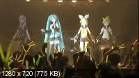Hatsune Miku Live Party in Sapporo - Vocaloid Live Concert (2011) BDRip 720p