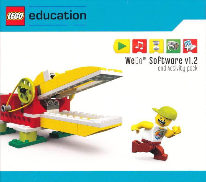 Перворобот Lego Wedo программное Обеспечение скачать
