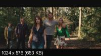 Хижина в лесу / The Cabin in the Woods (2011) DVD9 + DVD5