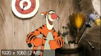Винни Пух - Приключения Тигрули / The Tigger Movie (2000) BluRay CEE + BDRip 1080p / 720p + BDRip