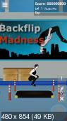 Backflip madness - спортивная игра-акрада понравится всем игрокам, любящим экстрим