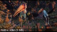 Замбезия / Zambezia (2012) BluRay + BD Remux + BDRip 1080p / 720p + BDRip 1400/700 Mb