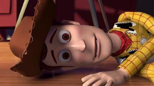 Toy Story (1995) 720p.BRRip.XviD.AC3.PL-STF / Lektor PL